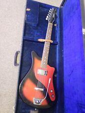 Avanti Electric Guitar Mint 1960's