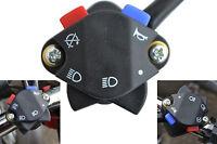 """Motorbike Horn Kill Switch for Motocross Enduro Bikes 22mm 7/8"""" Handlebars"""