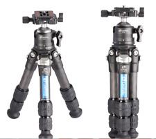 Authentic Leofoto Carbon Fiber Tripod Table Tripod LS-223C+EB-36 Suit for DSLRs