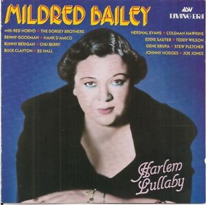 Mildred Bailey - Harlem Lullaby (1989) CD