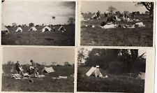 More details for 10 1st vale of pickering wolf cub pack 1938 pickering camp scouting rp ref m486