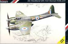 SpecialHobby De Havilland DH.103 Hornet F.Mk.3/4 Modell-Bausatz 1:72 NEU OVP kit
