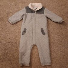 Grey Ted Baker All In One, Pram Suit 18-24 Months
