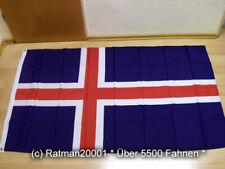 Fahne Flagge Island - 90 x 150 cm