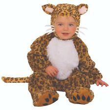 Leopard Infant 12-18 Months Halloween Costume Rubies