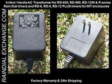 Irritrol /Hardie Rain Dial INT Transformer RD-600, RD-900, RD-1200 & R Series