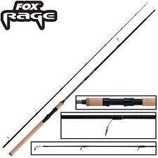Fox Rage Warrior 2 Spin 240cm 10-30g - Leichte Spinnrute für Barsche & Zander