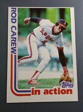 ROD CAREW 1982 Topps Card # 501 B9128