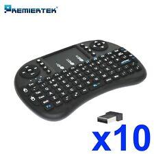 10x mini i8 2.4GHZ mini Wireless Keyboard Touchpad Smart TV Android Box PC HTPC