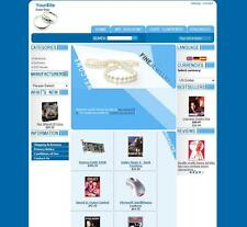 Online Ecommerce Store to Sell Jewelry and Gifts Fully Featured Shopping Cart