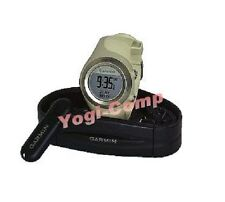 Garmin Forerunner 405 Green GPS Watch w/ Heart Rate Monitor & USB ANT