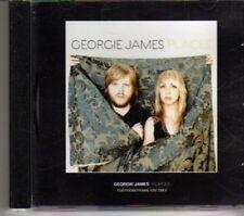 (DF697) Georgie James, Places - 2007 DJ CD