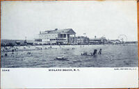 1905 Postcard: Midland Beach - Staten Island, New York City NY
