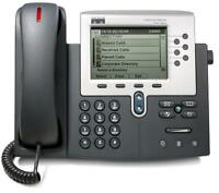 Cisco CP-7960 IP Phone Telephone - Inc VAT & Warranty - 7960G