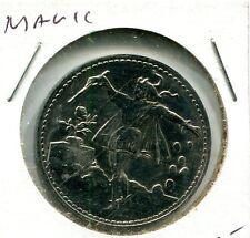 Magic Token Coin Very Nice Condition 33.5mm