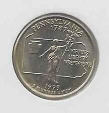 Amerika quarter 1999 D Unc - Pennsylvania