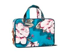 NWT Sonia Kashuk PAINTERLY FLORAL WEEKENDER Cosmetic Case Organizer Travel Bag