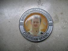 Christian Wörns Münze DFB Bild-Medaillen WM 2006 Deutsche Nationalmannschaft