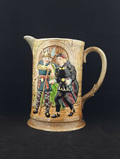 More details for beswick jug hamlet prince of denmark shakespeare ware model 1146 - cracked