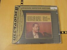 Bud Powell Trio - Bouncing with Bud - MFSL Gold Audiophile CD - SEALED