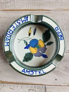 Gouda Holland Amstel Beer Amsterdam Hand Painted Joseph Triner Chicago Signed