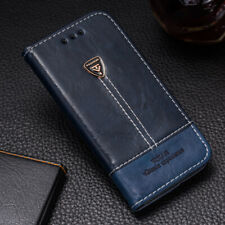 Cell Phone Case For HTC Models Protective Pu Leather Book Flip Stand Slots Cover