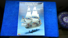 LINDBERG Captain Kid Pirate ship plastic model