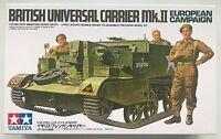 Tamiya 35175 British Universal Carrier mk.ii 1/35 Kit modello NUOVO INSCATOLATO