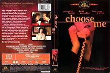 Choose Me (DVD, 2001) RARE 1984 LESLEY ANNE WARREN ROMANTIC COMEDY BRAND NEW
