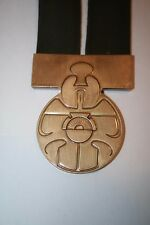 Star Wars Medal of Yavin 1:1 Resin Prop Replica Accurate Reproduction Finished