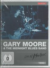 Gary Moore & The Midnight Blues Band - Live at Montreux 1990 dvd in seal