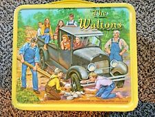 New ListingVintage The Waltons 3-D Lunch Box And Thermos 1973