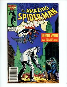 Amazing Spider-Man #286, FN 1987, Gang War Hobgoblin and Jack O' Lantern