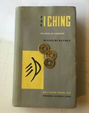 i ching the book of changes wilhelm/baynes carl jung w/3 coins feng shui oracle!