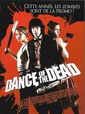 DVD AVEC FOURREAU DANCE OF THE DEAD JARED KUSNITZ GREYSON CHADWICK ..TBE