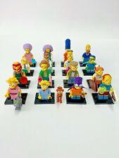 Lego 71009 - Simpsons Minifiguren Serie 2 - Komplett 16 Figuren