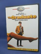 The Graduate - Anne Bancroft/Dustin Hoffman - Used - Free Shipping