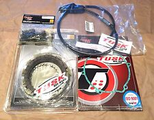 Yamaha YZ125 2002-2003 Tusk Clutch, Springs, Cover Gasket, & Cable Kit