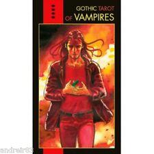 Tarot Cards Gothic Tarot of Vampires 78 cards + instruction Taro TC10