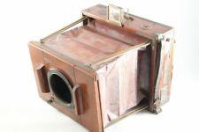 Rare! Ernemann Klapp 5 x 7 Faltbare Vintage Filmkamera aus Japan *1421