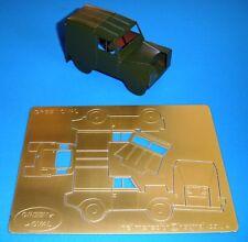 "Land Rover Series 2 88"" Brass model Ideal present"