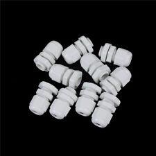 3-6.5 Mm Câbles Pg7 Imperméables En Plastique 10X Glandes En Nylon Câ FE