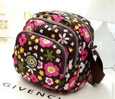 Fashion Flowers small bag Women's Satchel Shoulder Bag Messenger Bag handbag
