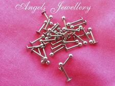 Universal 16g (1.2 mm) Gauge (Thickness) Piercing Jewellery