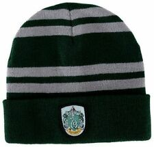 New Harry Potter Slytherin  House Cosplay Costume Winter Warmth Beanie Hat