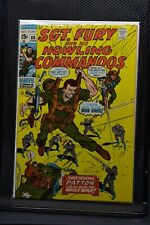 Sgt Fury and His Howling Commandos #88 Marvel Comic 1971 Stan Lee Dick Ayers 6.5