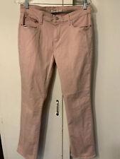 Levi's 505 Women's Pants W30 L31 Straight Light Pink EUC