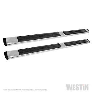 Westin 22-6020 Premier 6 Oval Nerf Step Bars