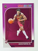 2019-20 Panini NBA Hoops Purple Kevin Porter Jr #225 Rookie RC🔥Hot🔥