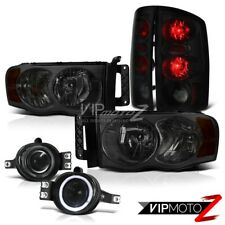 2002,03,04,05 Dodge Ram 1500 HeadLight|TAIL LIGHT|PROJ FOG LIGHT COMBO SET DEAL